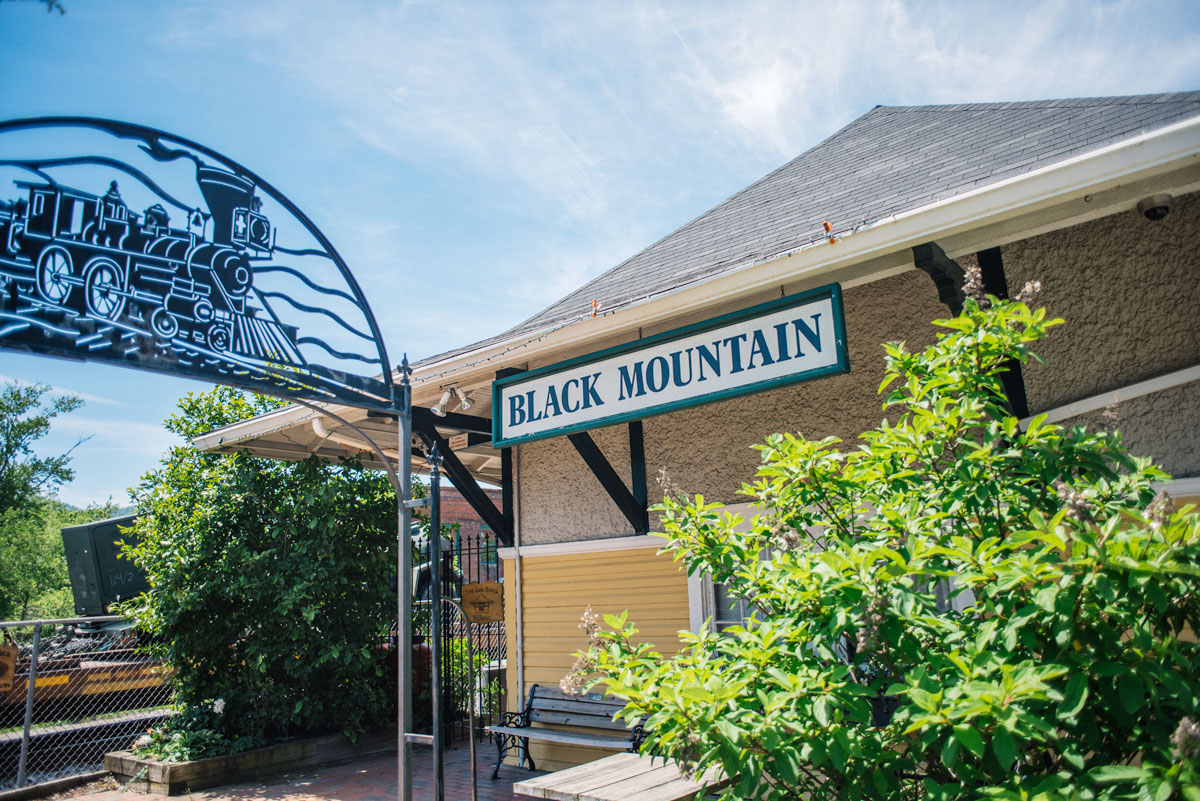 Black Mountain Imagery